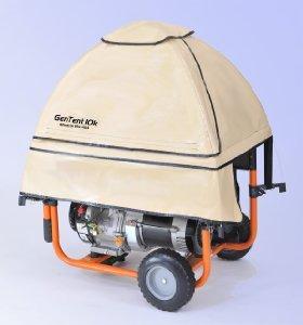 Best Portable Generator Enclosure - GenTent 10k Stormbracer Canopy