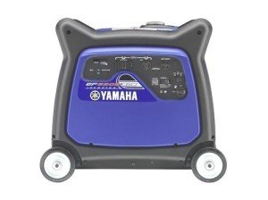 Yamaha EF6300iSDE Review