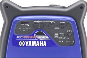 Yamaha EF6300iSDE - 120V and 240V capability!
