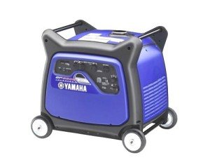 Yamaha EF6300iSDE Portable Inverter Generator
