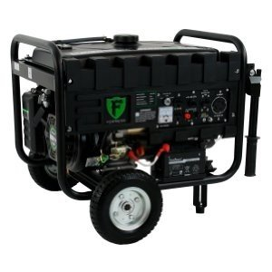 Buy the DuroStar DS4400EHF Dual Fule Hybrid portable generator!