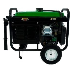 DuroMax XP4850EH - lots of value and power for a dual-fuel portable generator.