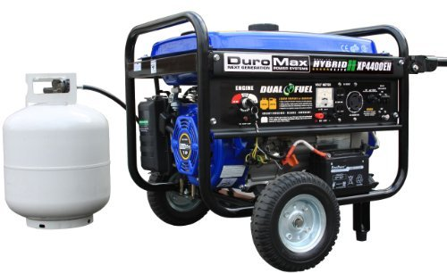 Duromax Hybrid Xp440eh The Best Value 3500 Watt Propane Generator