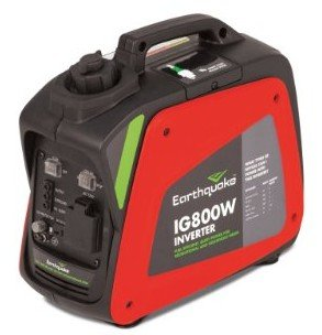Earthquake IG800W (Model #11613) Portable 800W Inverter Generator Review