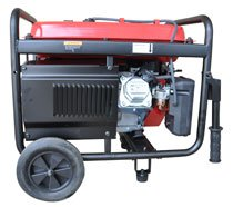 The Power Pro 56405's 7 HP engine produces 4050/3250 starting/running watts.